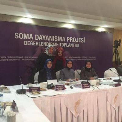 Soma Dayanışma Projesi Değerlendirme Toplantısı